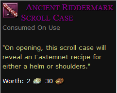 ancientriddermarkscroll